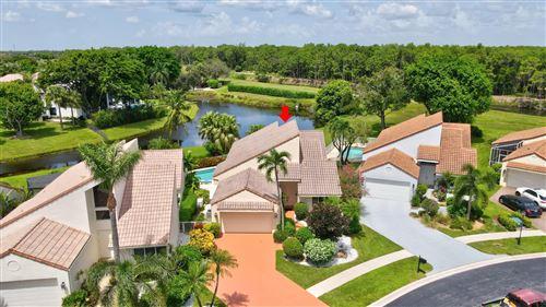 Photo of 17165 Newport Club Drive, Boca Raton, FL 33496 (MLS # RX-10652197)