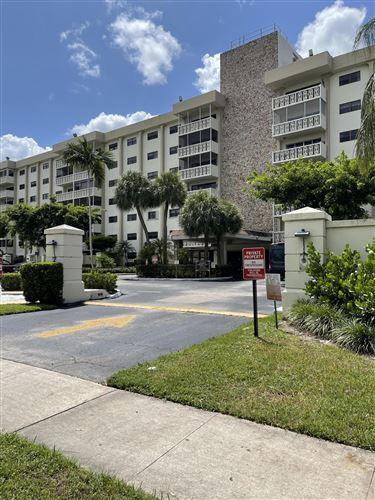 Photo of 800 NE 195th Street #510, Miami, FL 33179 (MLS # RX-10744197)