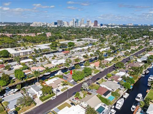 Photo of 1121 Mango Isle, Fort Lauderdale, FL 33315 (MLS # RX-10754197)