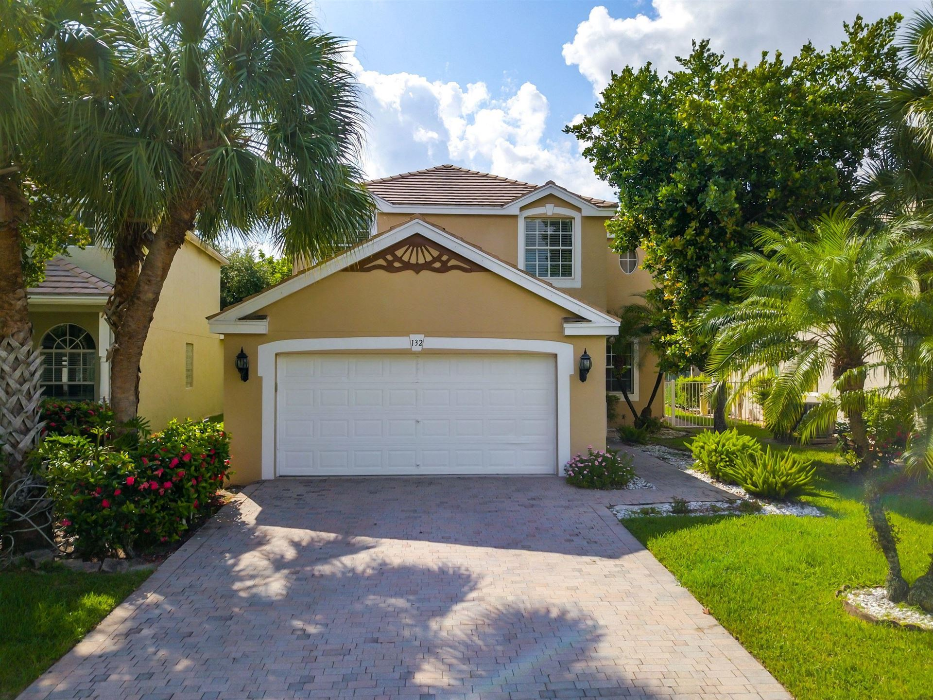 132 Lancaster Way, Royal Palm Beach, FL 33414 - #: RX-10638197
