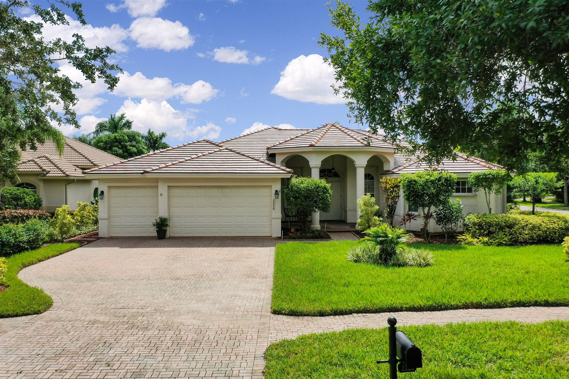 Photo of 2220 SW Dove Canyon Way, Palm City, FL 34990 (MLS # RX-10663197)