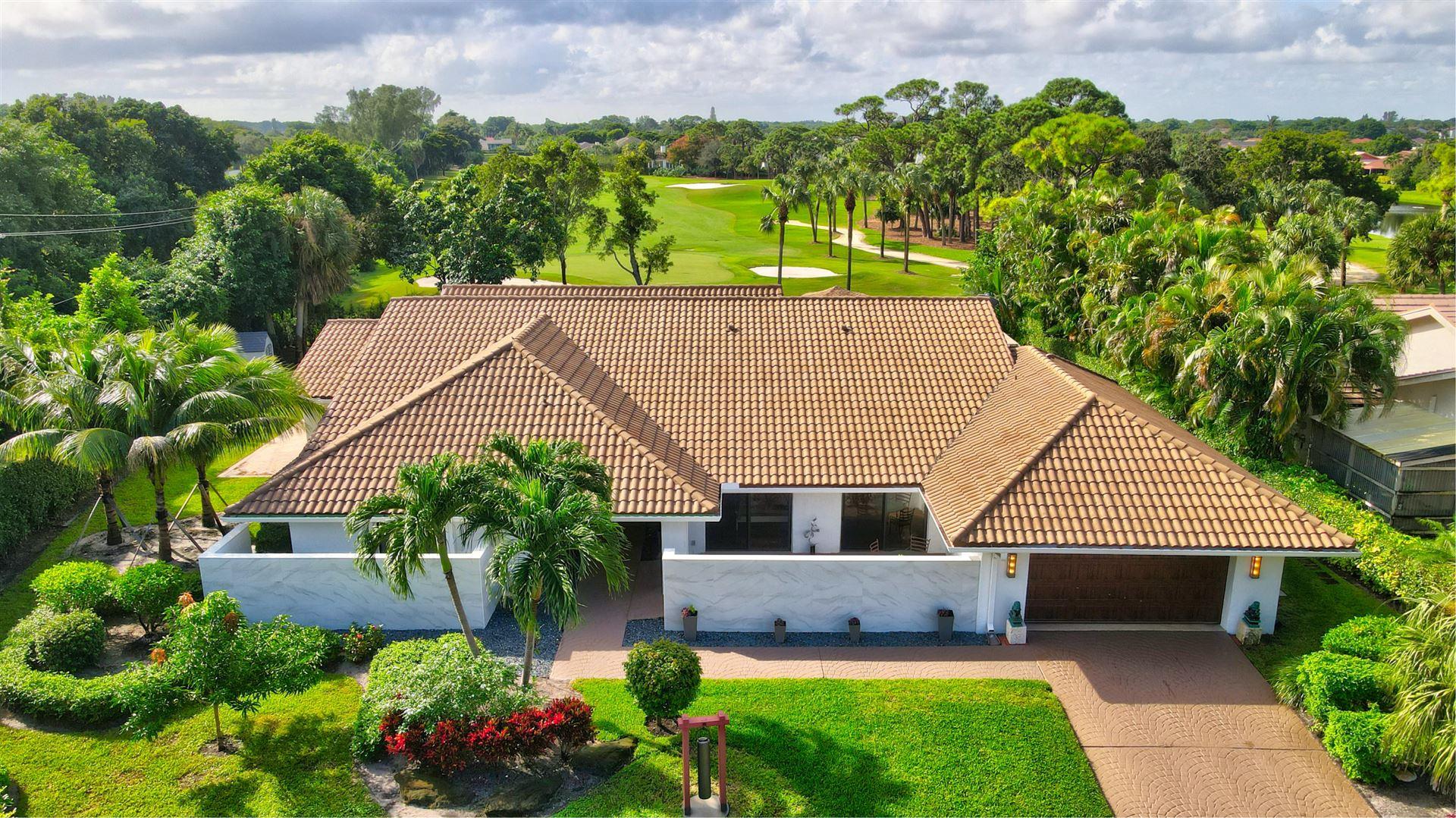 3554 Pine Lake Court, Delray Beach, FL 33445 - #: RX-10665197