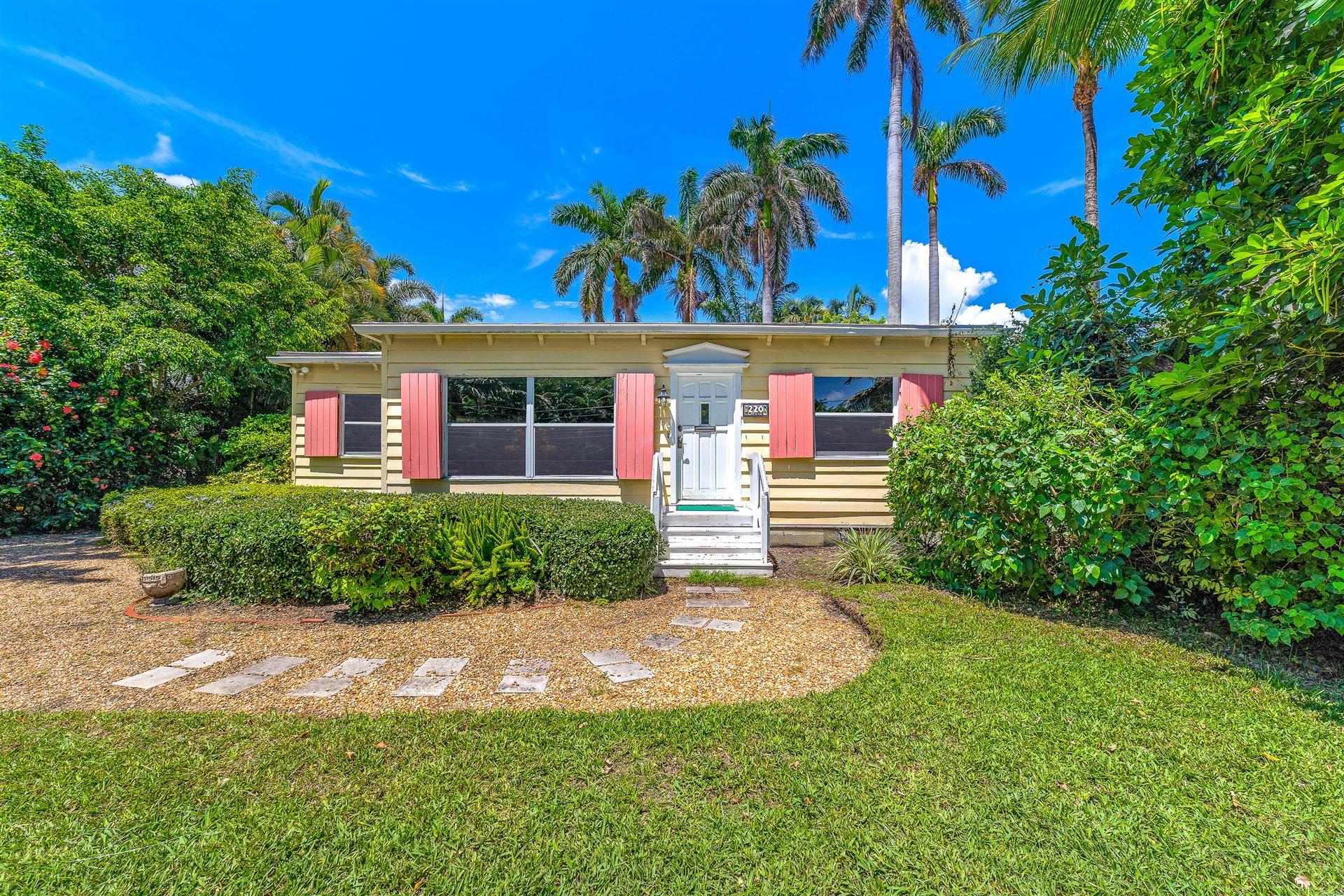 220 Andrews Avenue, Delray Beach, FL 33483 - MLS#: RX-10738197