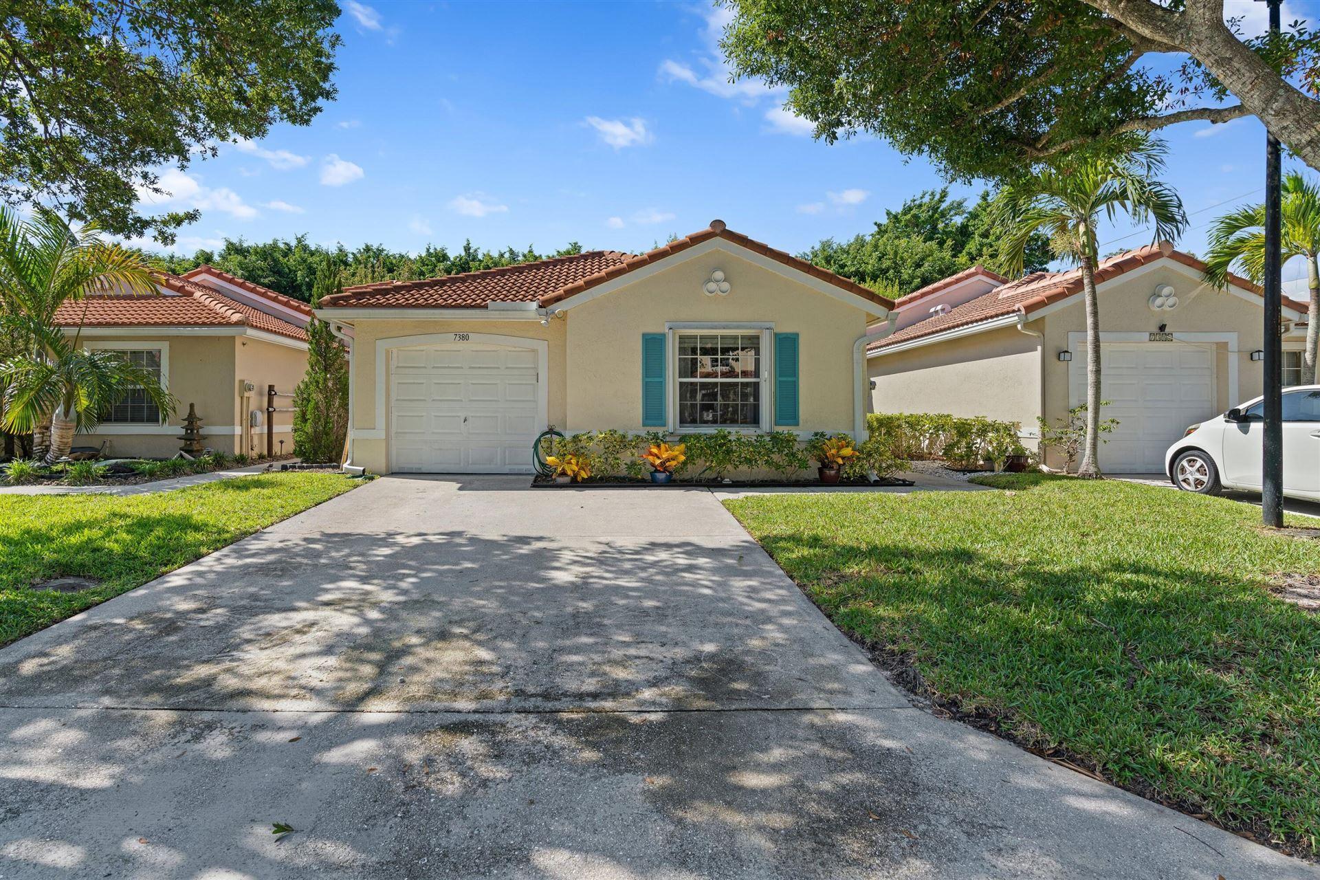 7380 Burgess Drive, Lake Worth, FL 33467 - MLS#: RX-10743197