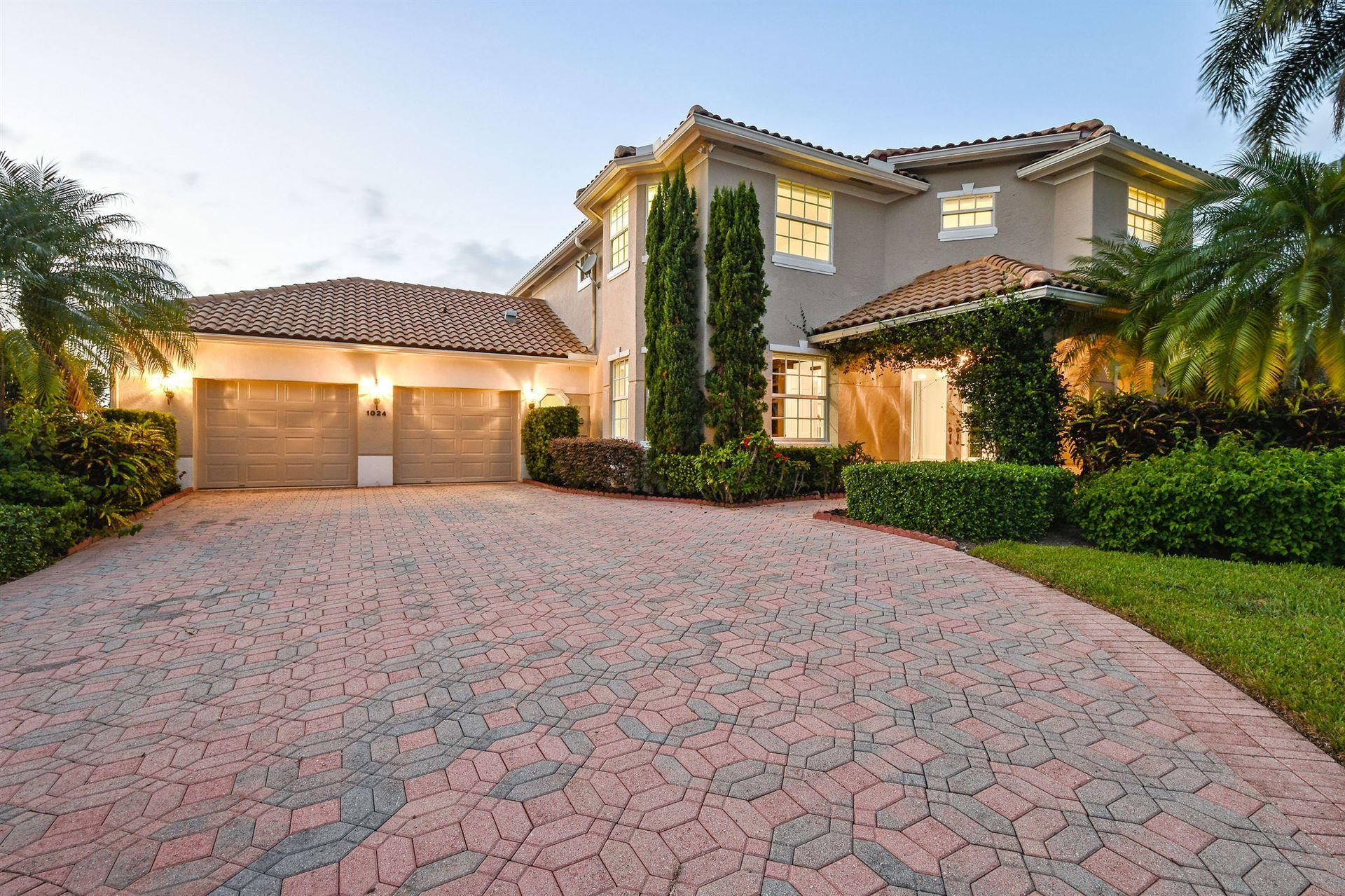 1024 Diamond Head Way, Palm Beach Gardens, FL 33418 - #: RX-10653198