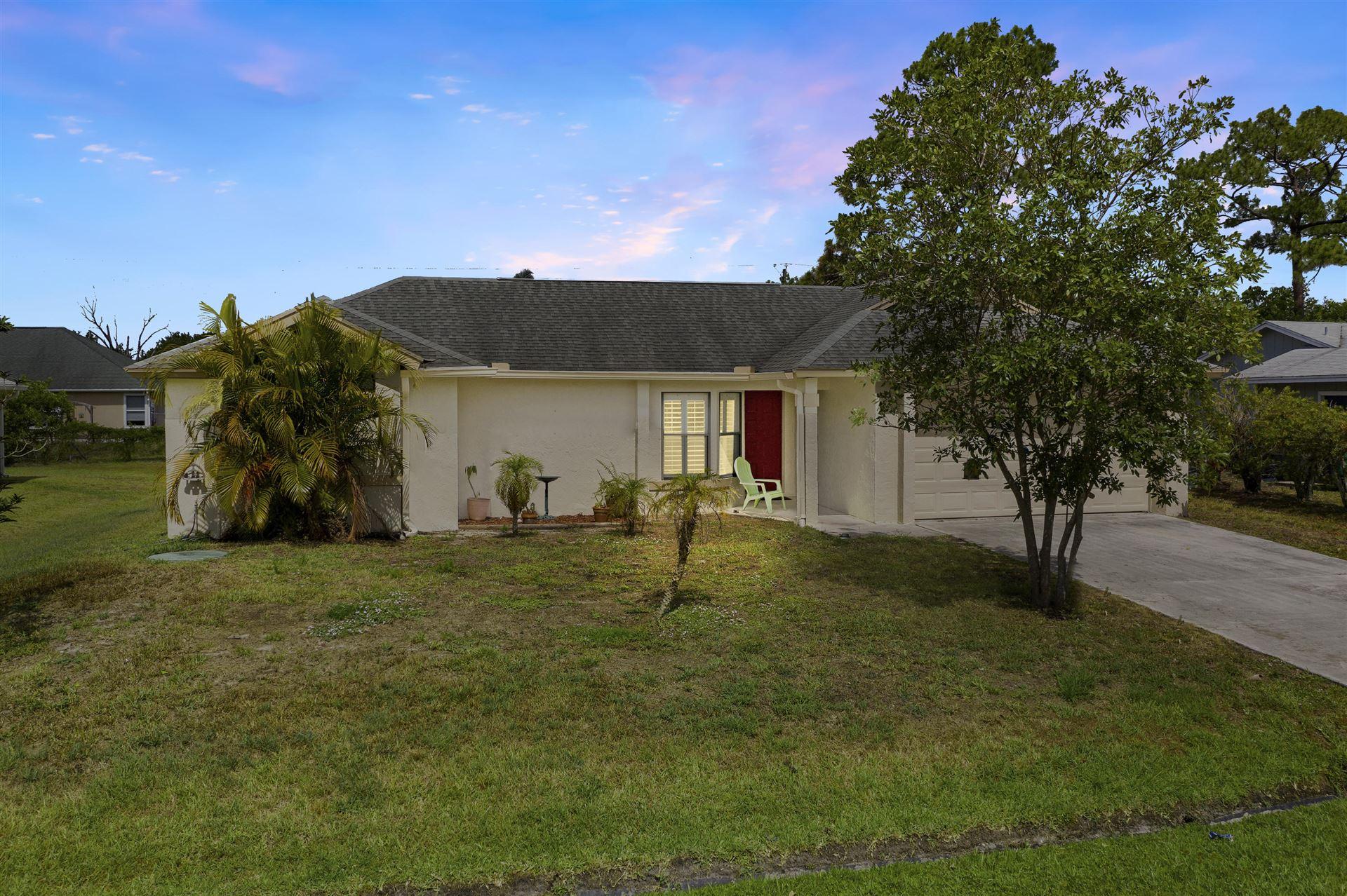2418 SW Summit Street, Port Saint Lucie, FL 34953 - MLS#: RX-10723198