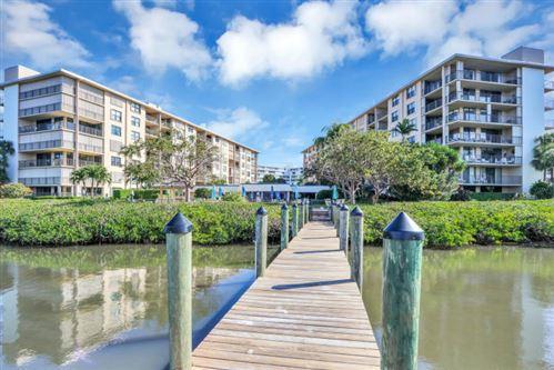 Foto de inmueble con direccion 3545 S Ocean Boulevard #115 South Palm Beach FL 33480 con MLS RX-10651199