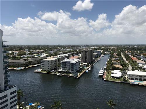Photo of 3233 NE 34th Street #1718, Fort Lauderdale, FL 33308 (MLS # RX-10712199)