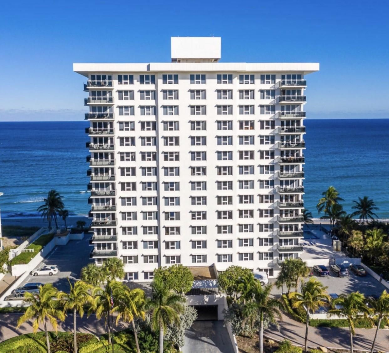 Photo of 2066 N Ocean Boulevard #14nw, Boca Raton, FL 33431 (MLS # RX-10716199)