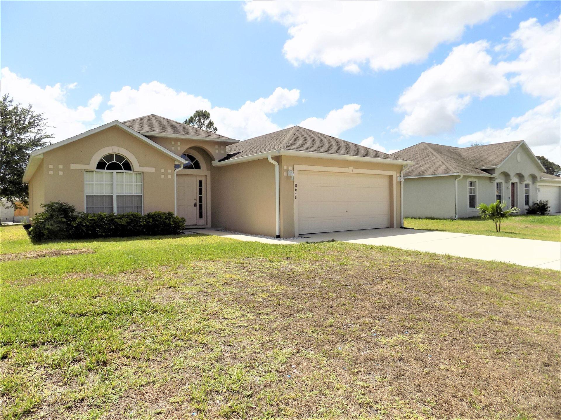 8646 105th Court, Vero Beach, FL 32967 - MLS#: RX-10723199
