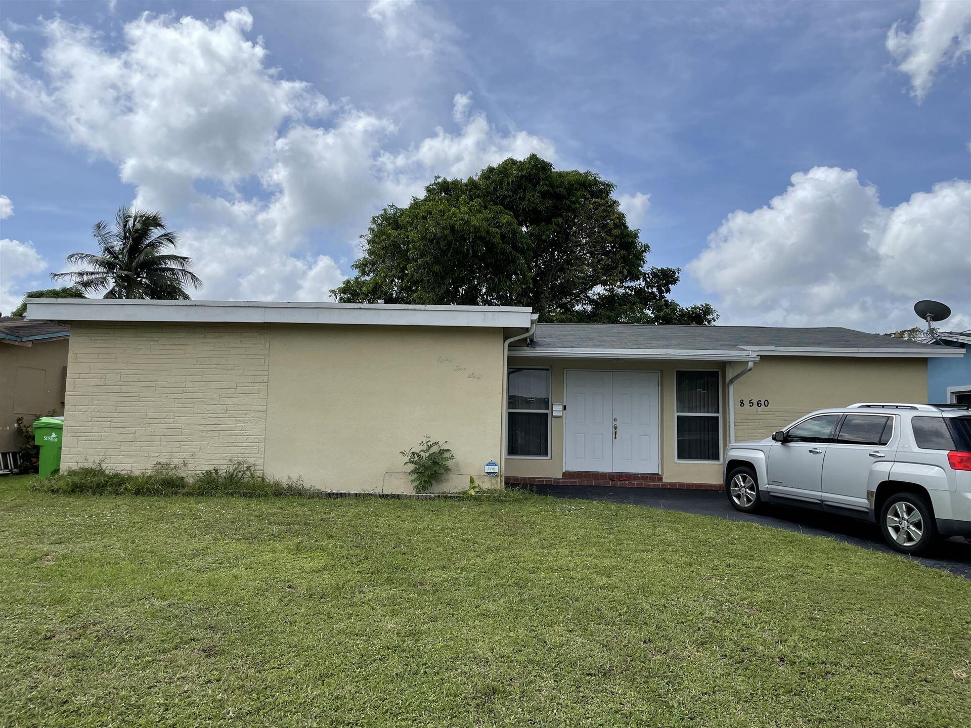 8560 NW 20th Court, Sunrise, FL 33322 - MLS#: RX-10742199