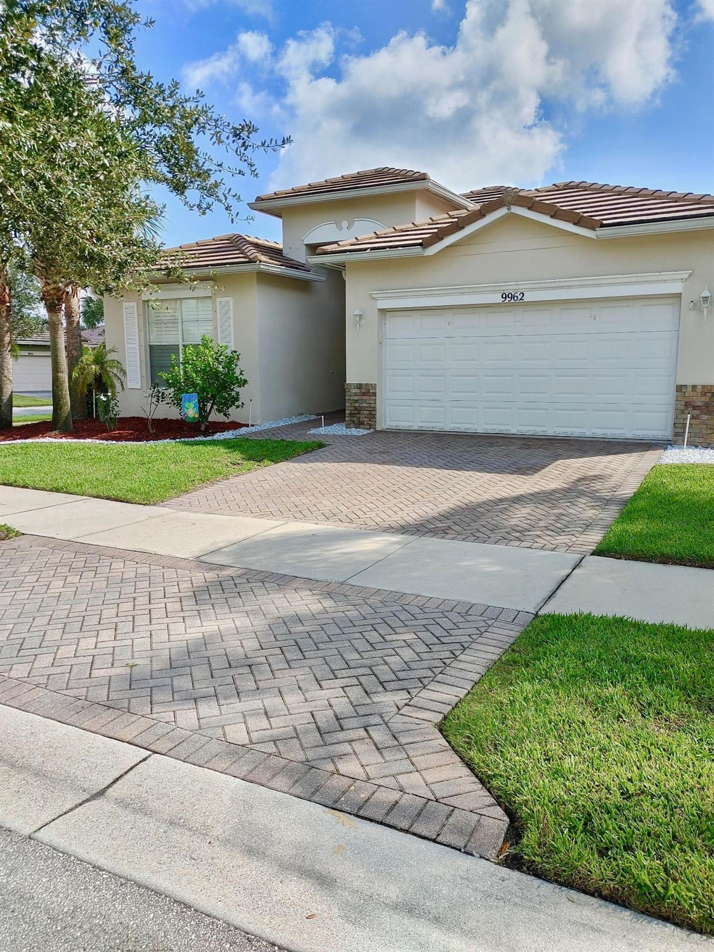 9962 SW Stonegate Drive, Port Saint Lucie, FL 34987 - #: RX-10657201
