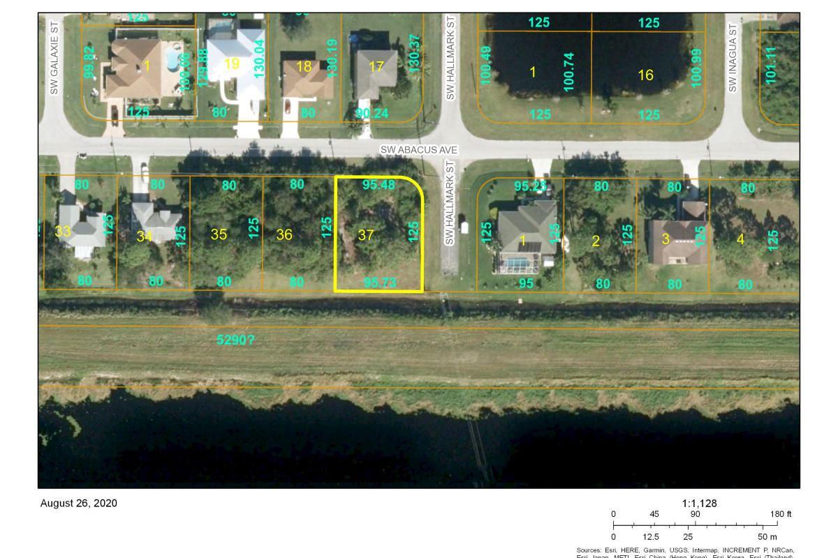 Photo of 1412 SW Abacus Avenue, Port Saint Lucie, FL 34953 (MLS # RX-10659201)