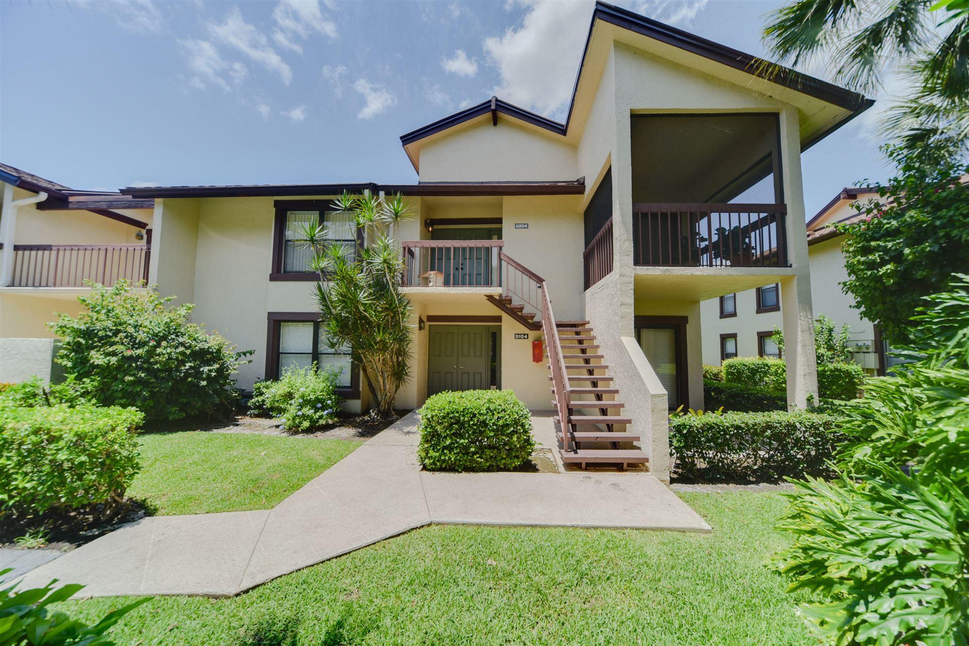 11355 Pond View Drive #D104, Wellington, FL 33414 - MLS#: RX-10665201
