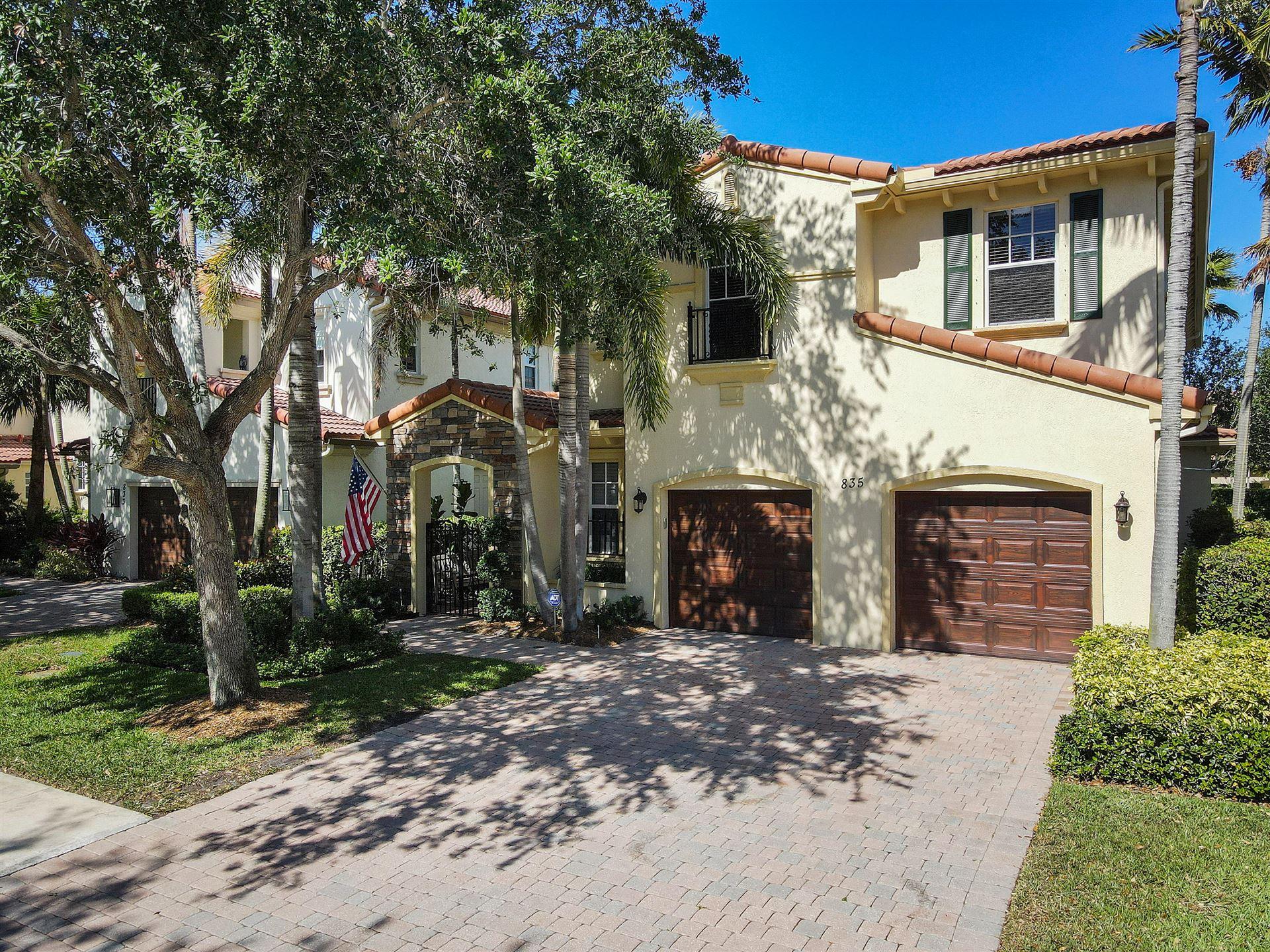 Photo of 835 Madison Court, Palm Beach Gardens, FL 33410 (MLS # RX-10706201)