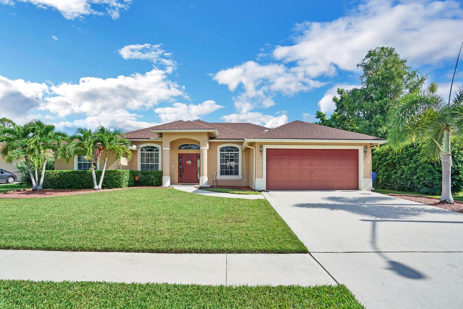 Photo of 107 Sycamore Drive, Royal Palm Beach, FL 33411 (MLS # RX-10736201)
