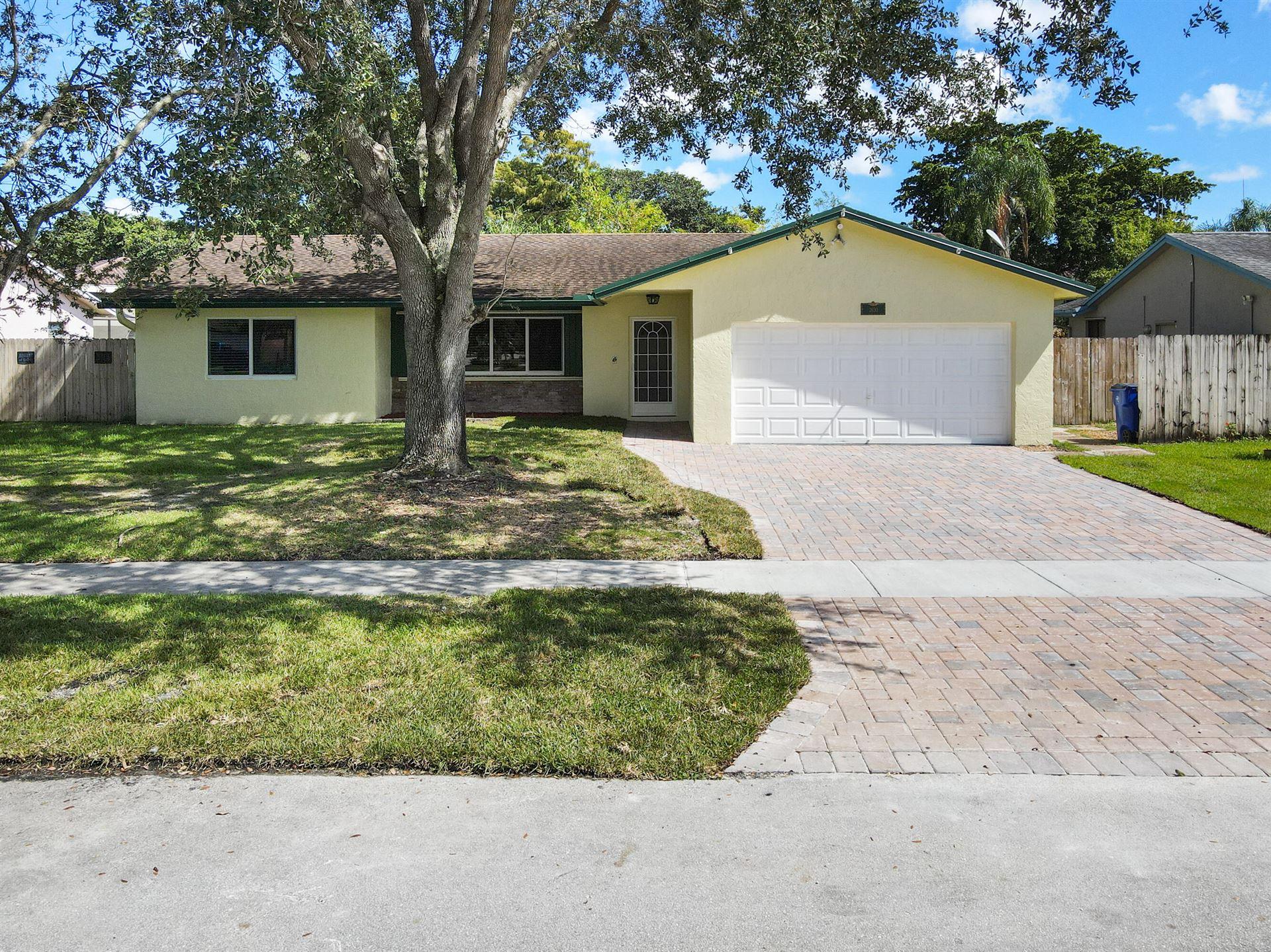 2630 NW 51st Terrace, Margate, FL 33063 - MLS#: RX-10752201