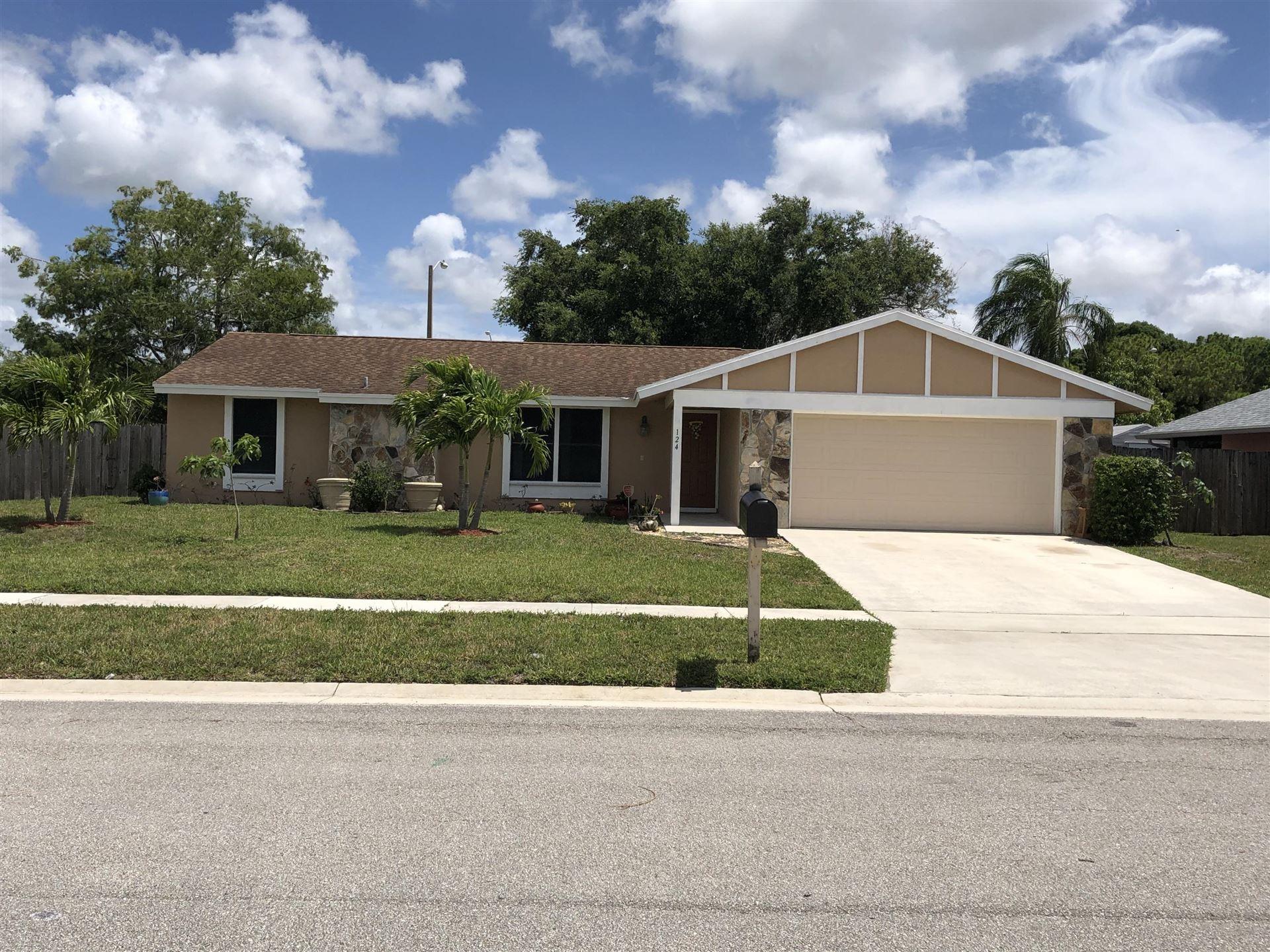 124 Sherwood Drive, Royal Palm Beach, FL 33411 - #: RX-10723202