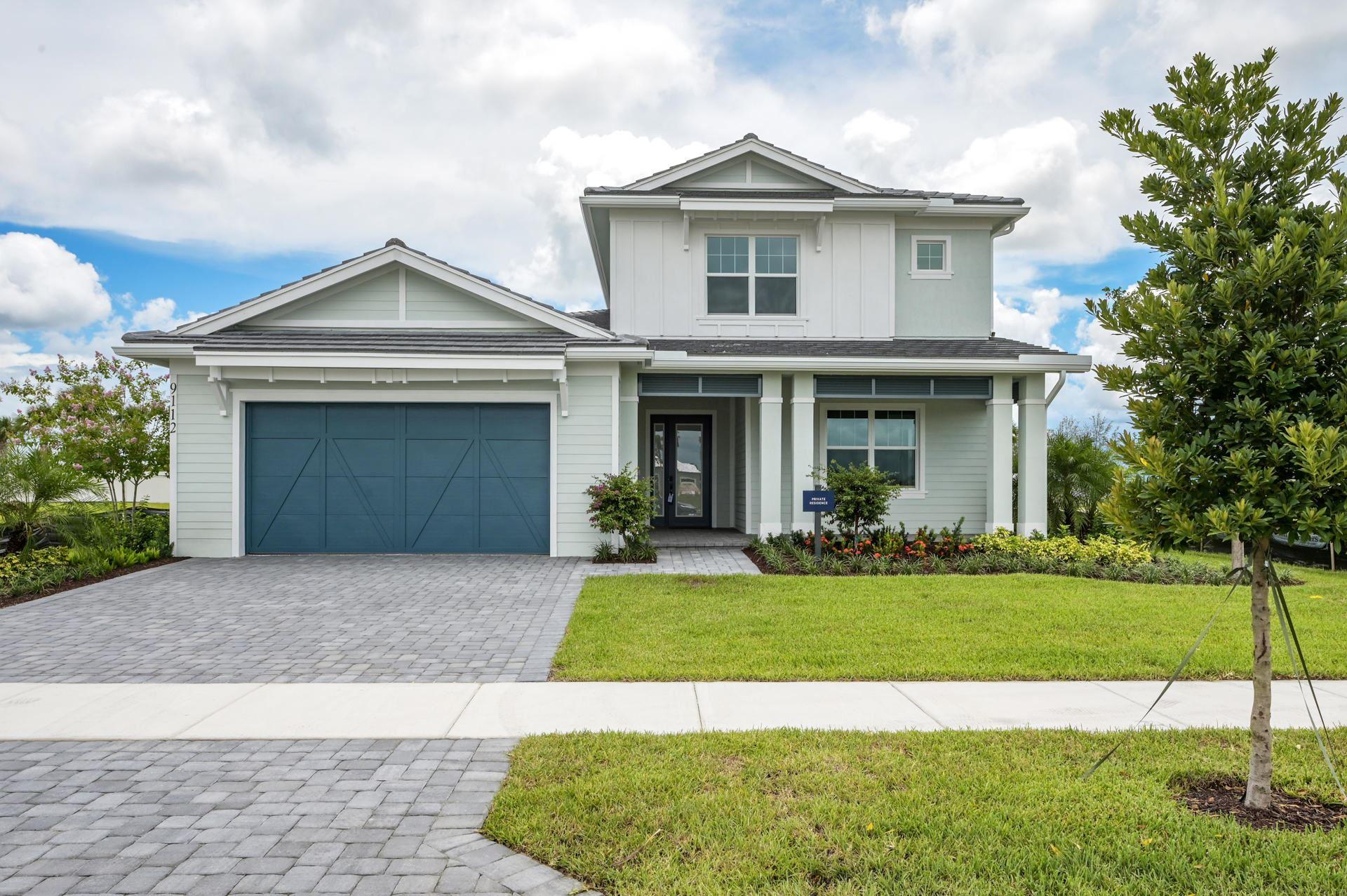 Photo of 9112 Crestview Circle, Palm Beach Gardens, FL 33412 (MLS # RX-10728202)