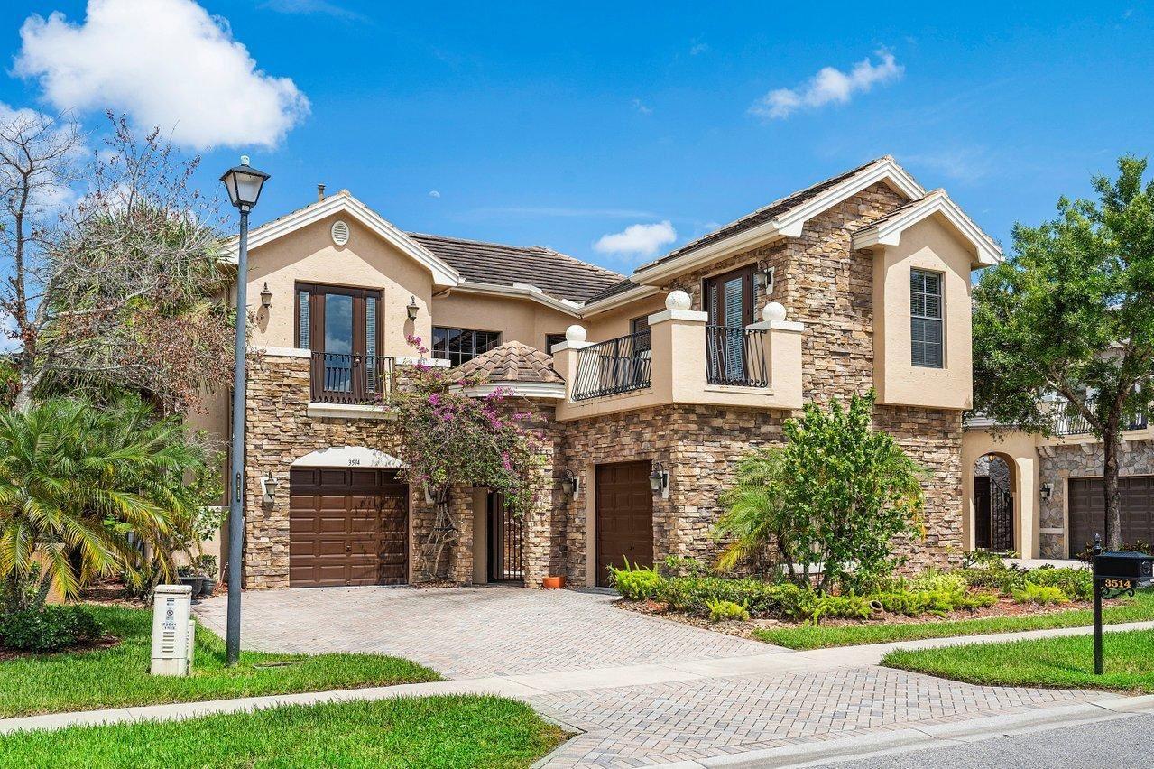 3514 Collonade Drive, Wellington, FL 33449 - MLS#: RX-10732202