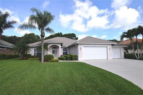 Photo of 1545 SW Mockingbird Circle, Port Saint Lucie, FL 34986 (MLS # RX-10635203)