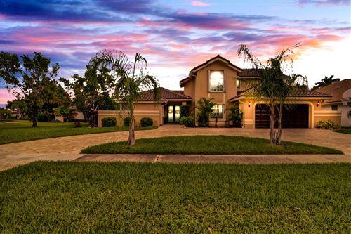 Foto de inmueble con direccion 22205 Collington Drive Boca Raton FL 33428 con MLS RX-10650203