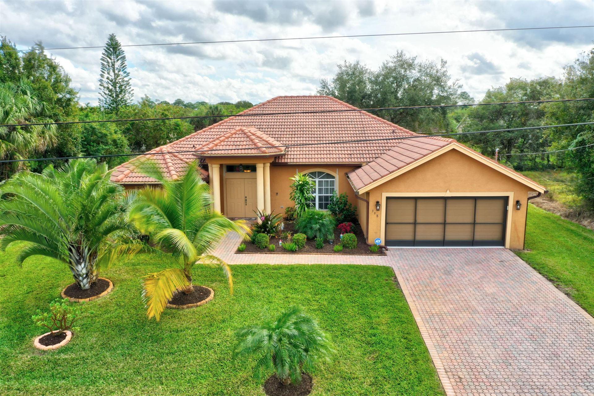 398 SW Mccomb Avenue, Port Saint Lucie, FL 34953 - #: RX-10679203
