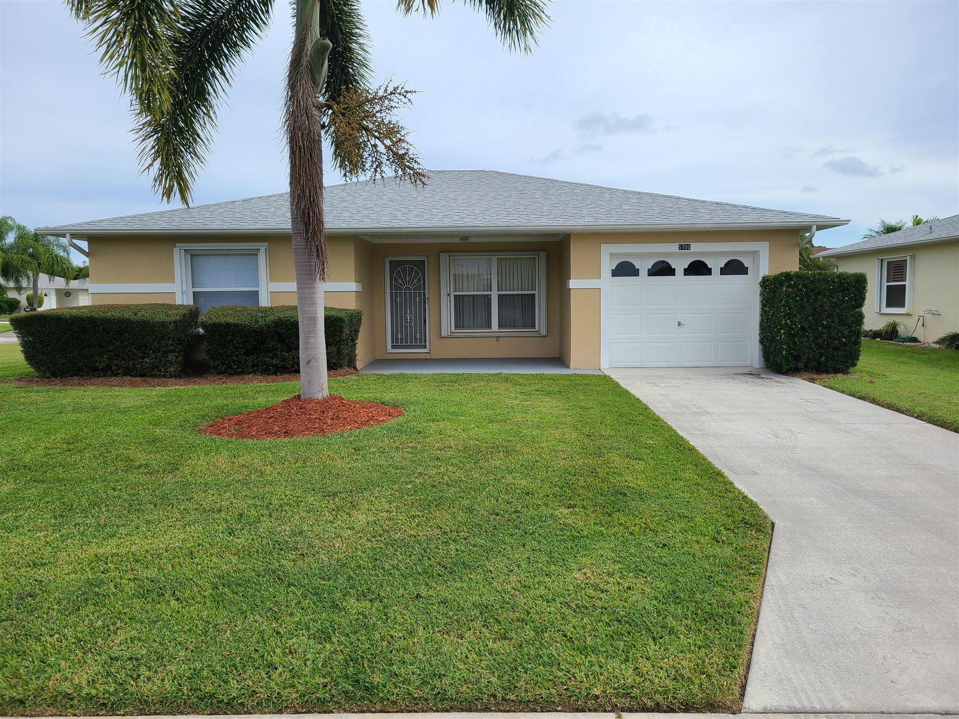 5700 Thatch Place, Fort Pierce, FL 34982 - MLS#: RX-10754203