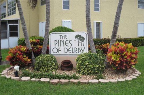 Photo of 1020 Silk Oak Terrace #103, Delray Beach, FL 33445 (MLS # RX-10733204)