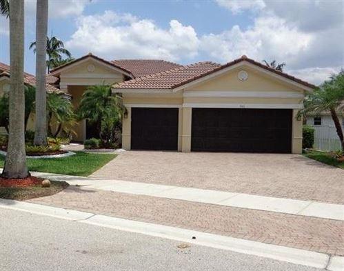 Photo of 986 Marina Drive, Weston, FL 33327 (MLS # RX-10737204)