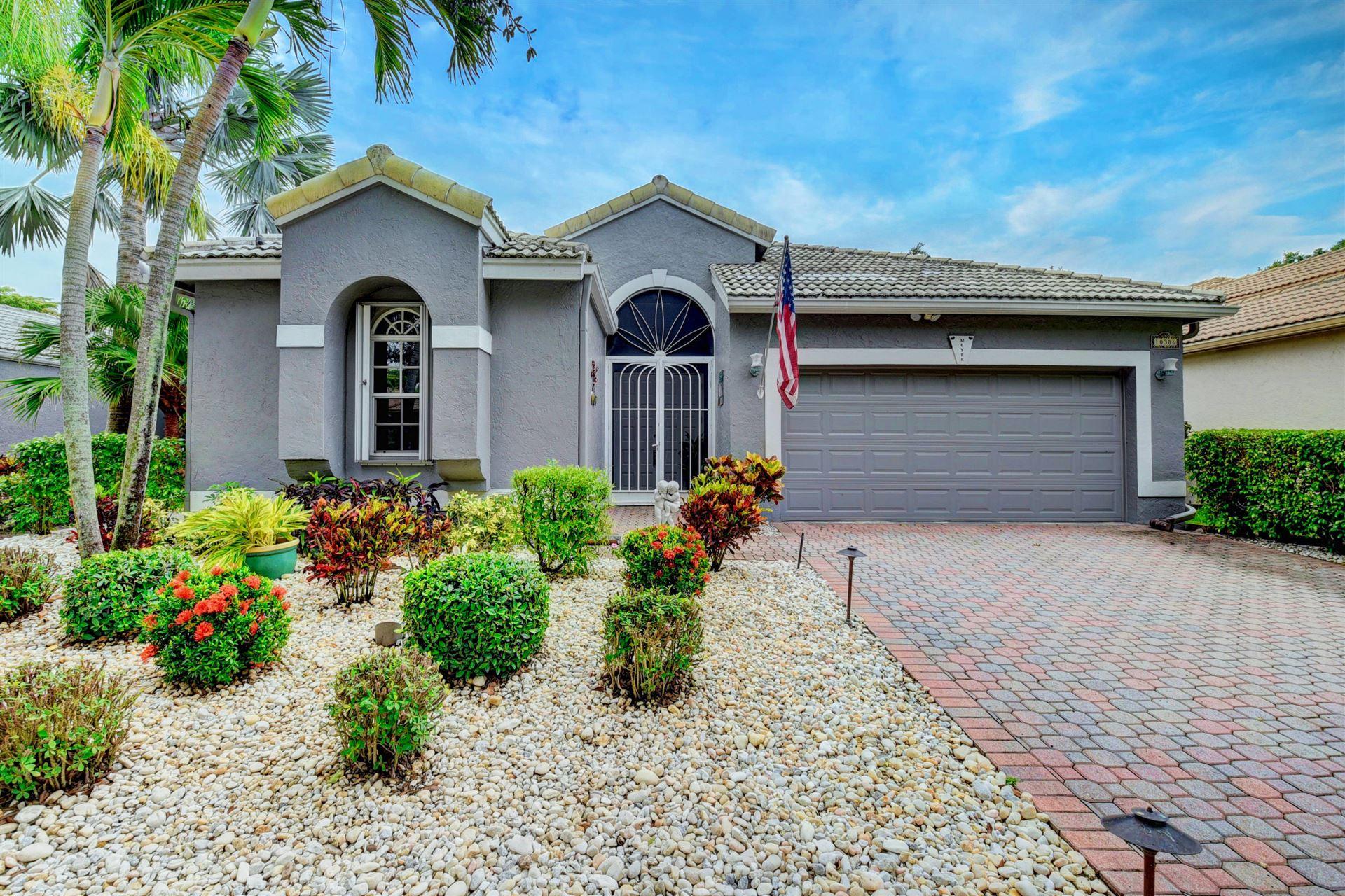 10386 Copper Lake Drive, Boynton Beach, FL 33437 - #: RX-10629204
