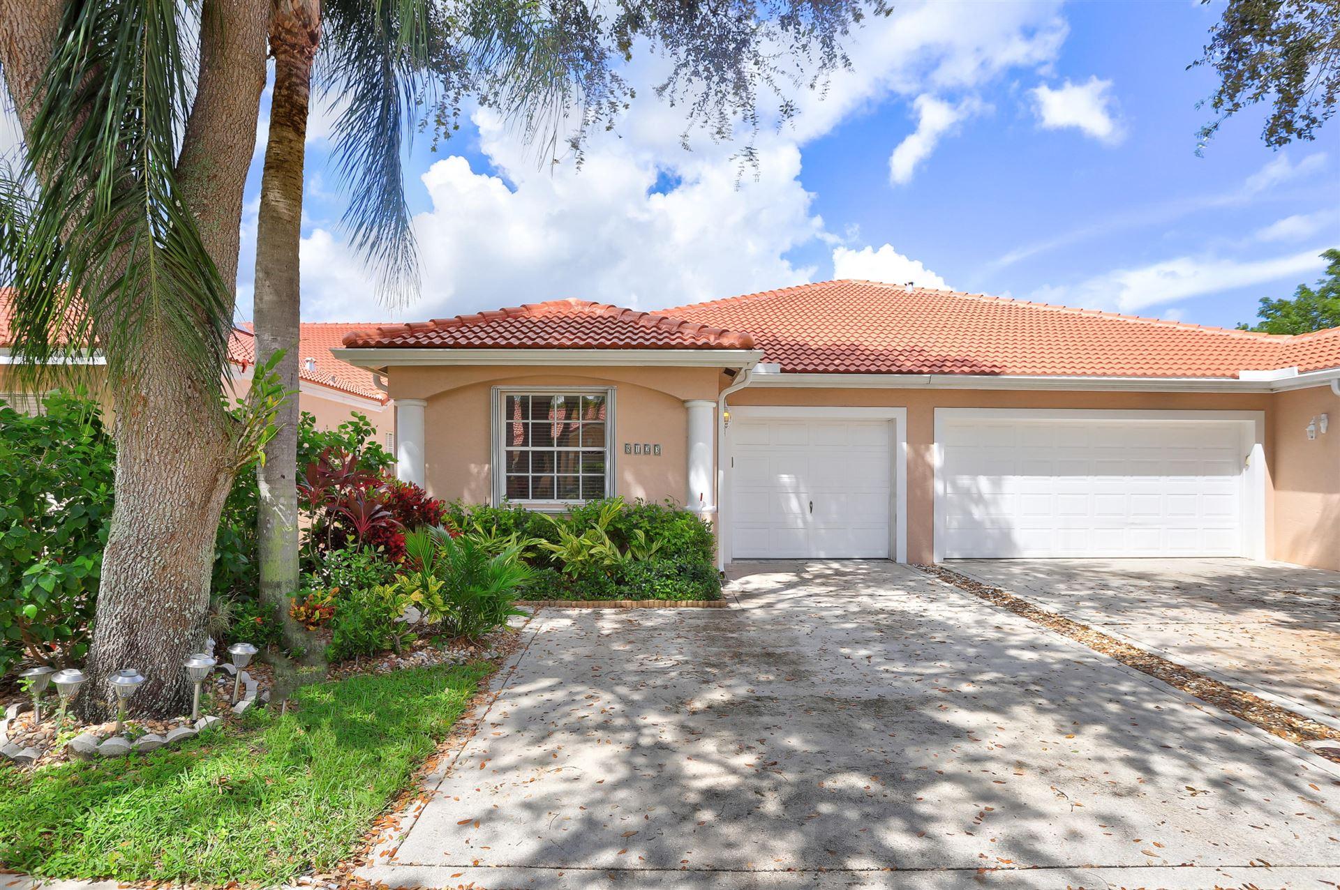 8123 Via Di Veneto, Boca Raton, FL 33496 - #: RX-10660204