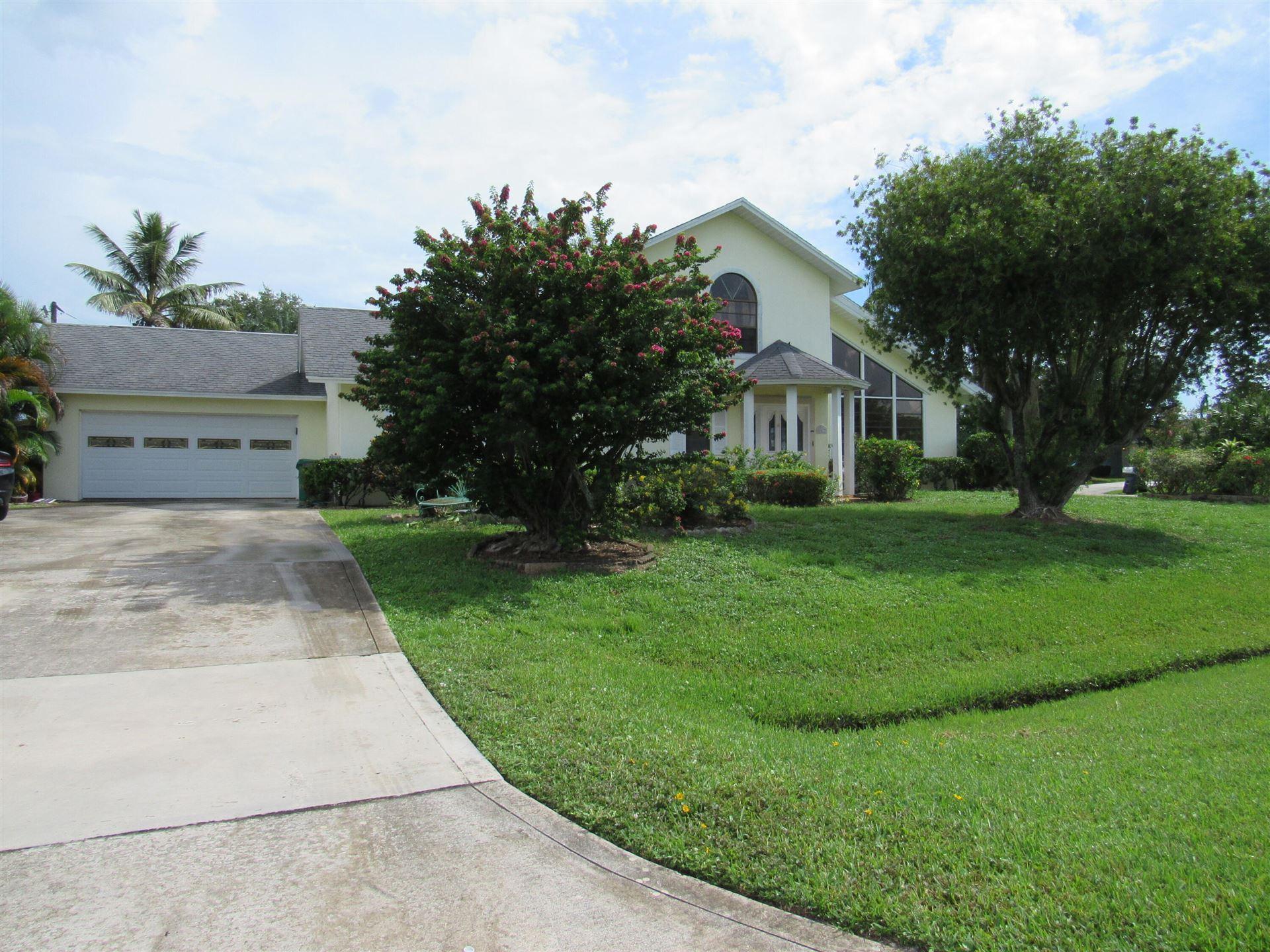 843 SE Thornhill Drive, Port Saint Lucie, FL 34983 - MLS#: RX-10730204