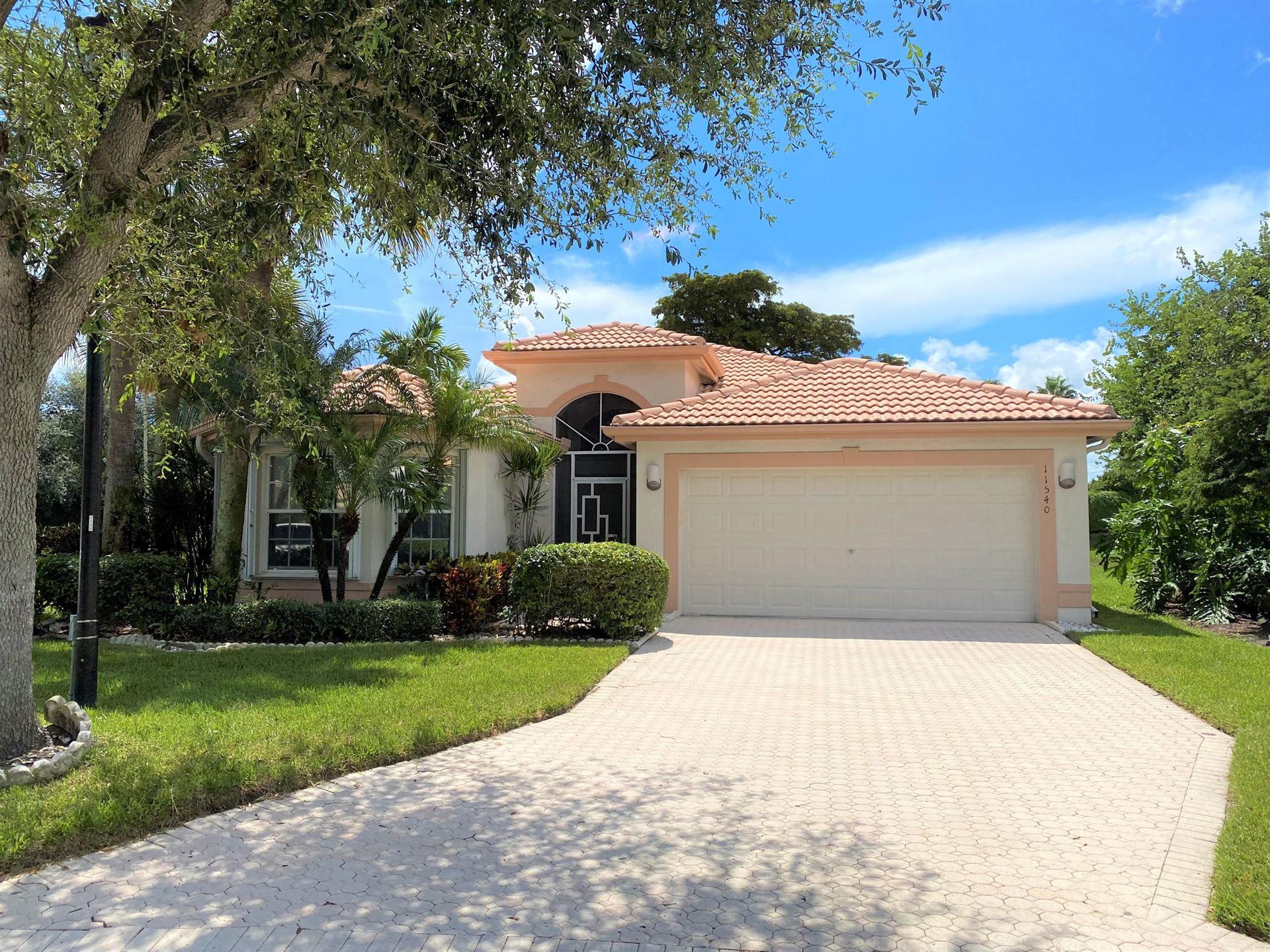 11540 Caledonia Court, Boynton Beach, FL 33437 - #: RX-10646205
