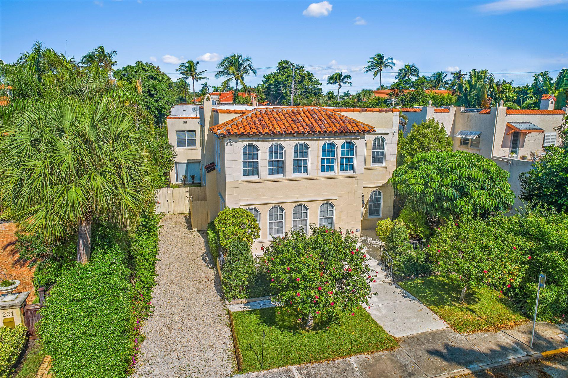 223 Seminole Avenue, Palm Beach, FL 33480 - #: RX-10669205