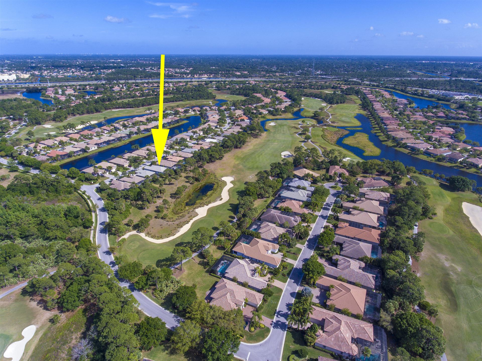 Photo of 8813 First Tee Road, Port Saint Lucie, FL 34986 (MLS # RX-10679205)
