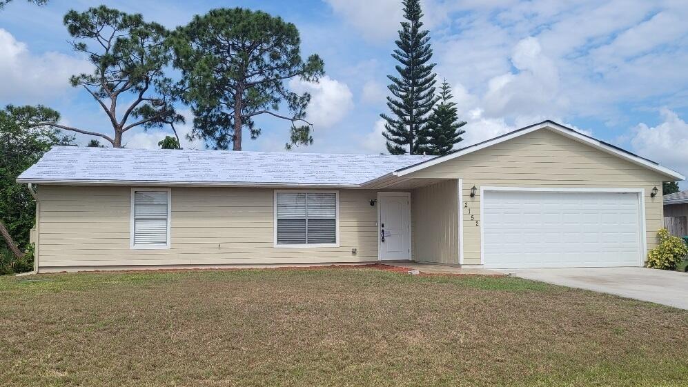 2152 SE Wald, Port Saint Lucie, FL 34983 - MLS#: RX-10716205