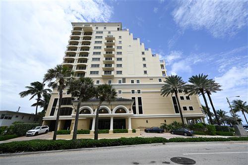 Photo of 601 N Ft Lauderdale Beach Boulevard #702, Fort Lauderdale, FL 33304 (MLS # RX-10743206)