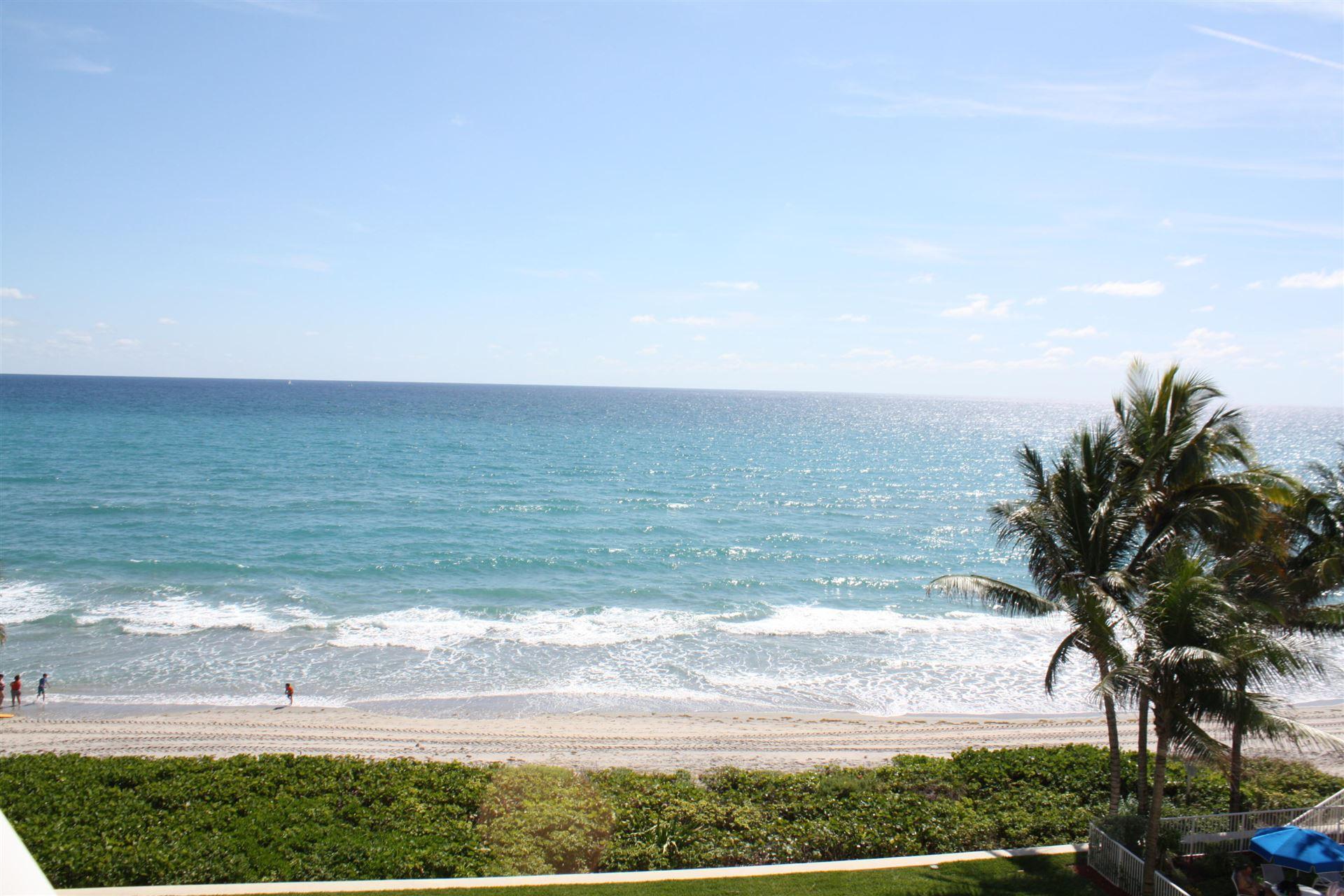 3101 S Ocean Boulevard #522, Highland Beach, FL 33487 - #: RX-10610206