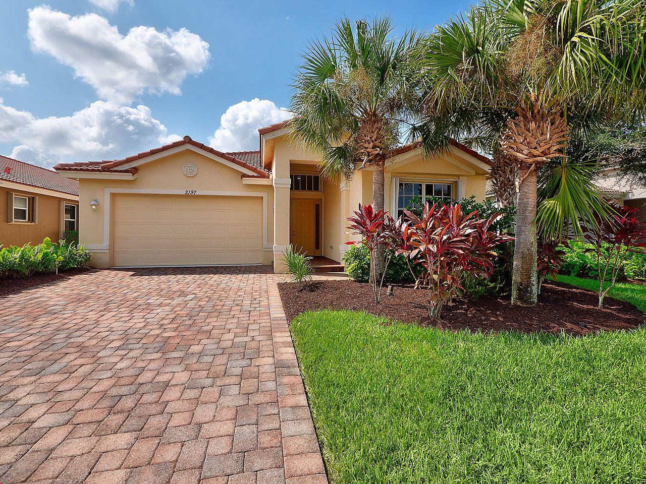 2197 Newport Isles Boulevard, Port Saint Lucie, FL 34953 - #: RX-10648206