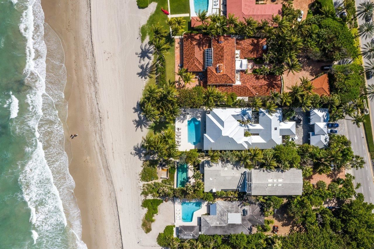 Photo of 667 Ocean Boulevard, Golden Beach, FL 33160 (MLS # RX-10670206)