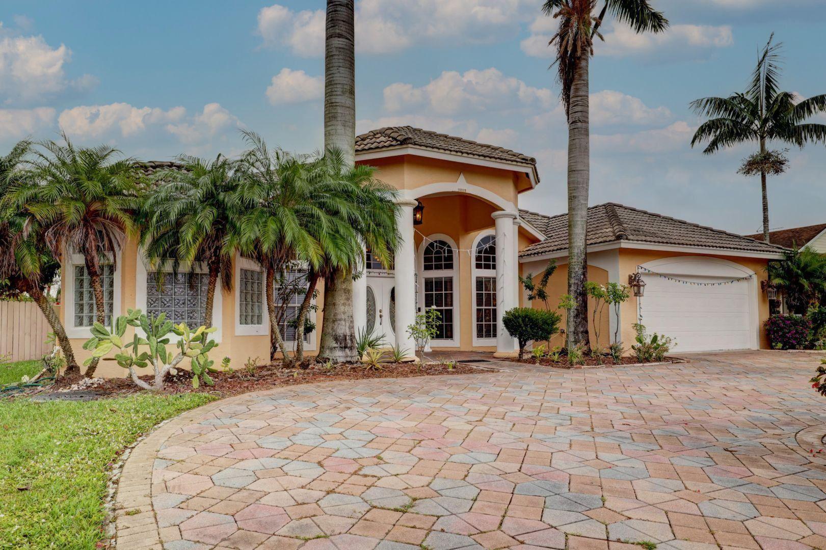 3813 SW Lafleur Street, Port Saint Lucie, FL 34953 - #: RX-10679206
