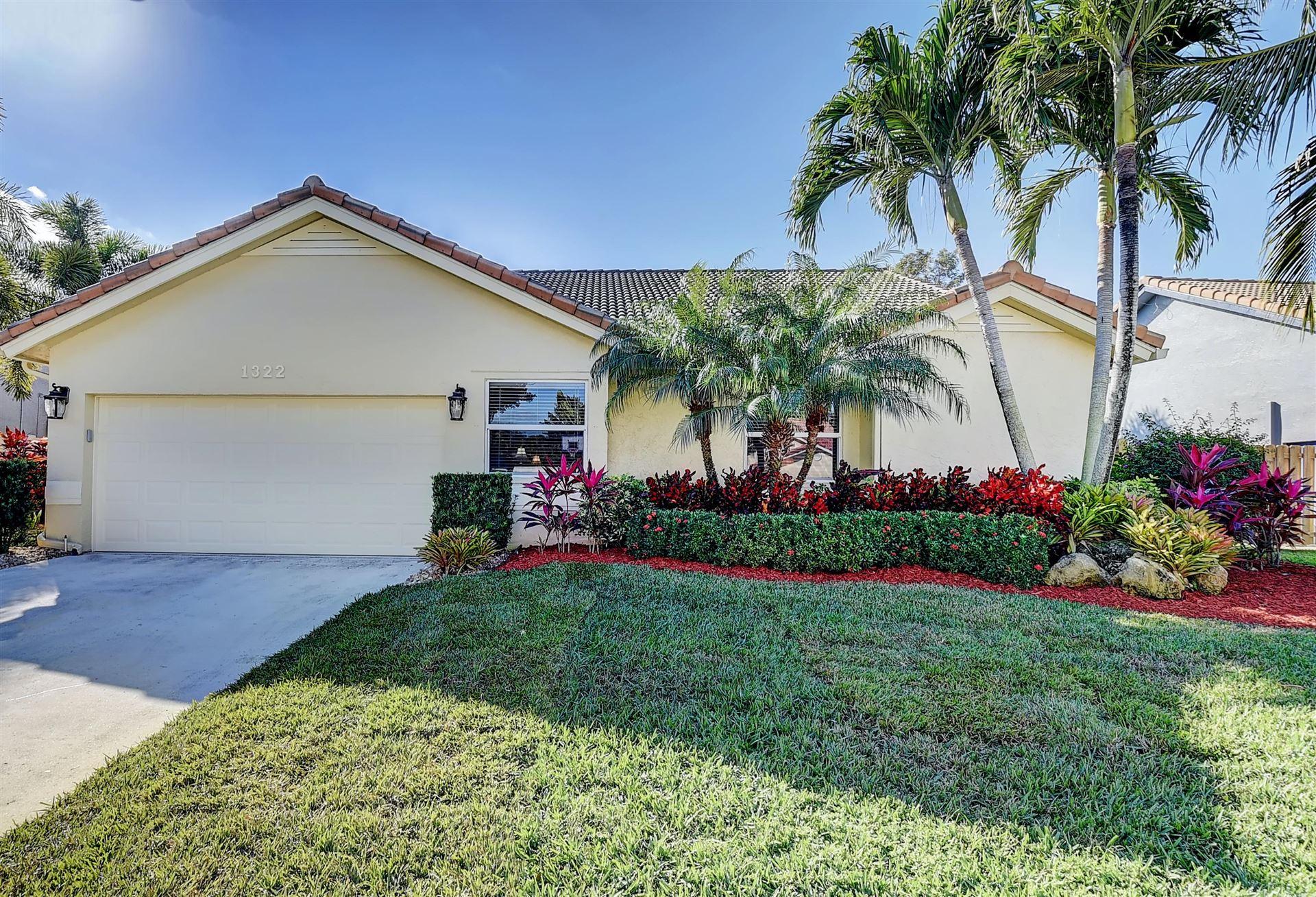 1322 SW 3rd Street, Boca Raton, FL 33486 - #: RX-10686206