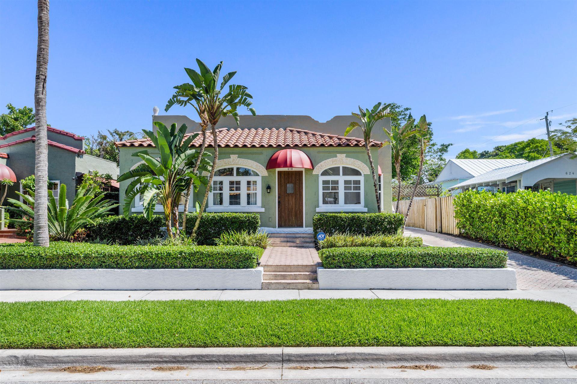 618 Upland Road, West Palm Beach, FL 33401 - MLS#: RX-10714206