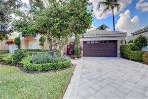 Photo of 3589 NW Clubside Circle, Boca Raton, FL 33496 (MLS # RX-10481207)