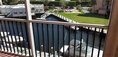Photo of 2871 N Ocean Boulevard #V453, Boca Raton, FL 33431 (MLS # RX-10748207)