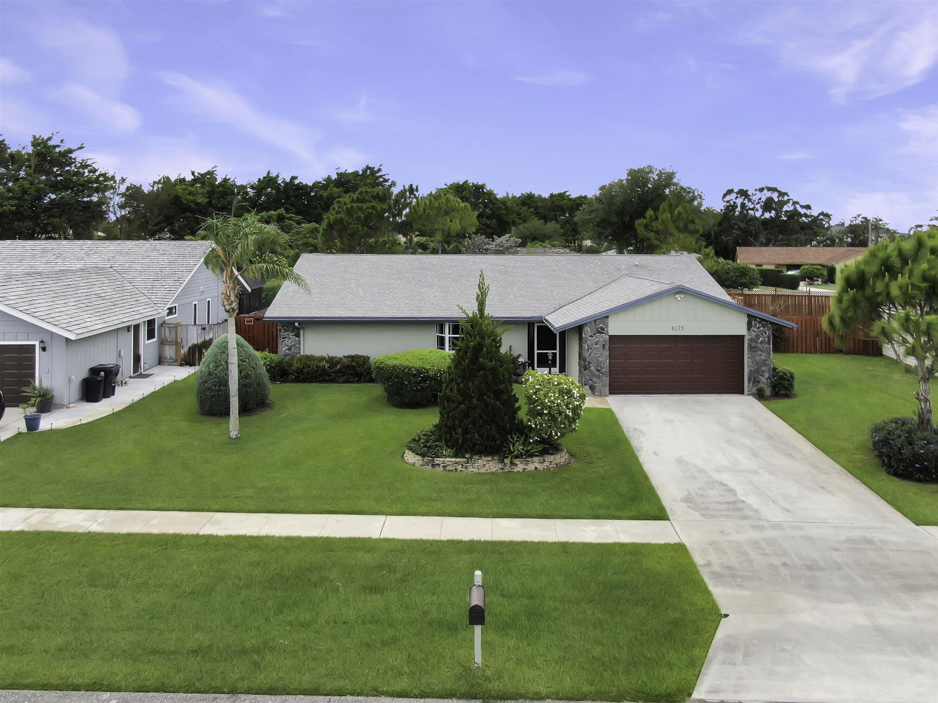 6175 Silver Oak Drive, Lake Worth, FL 33467 - MLS#: RX-10713207