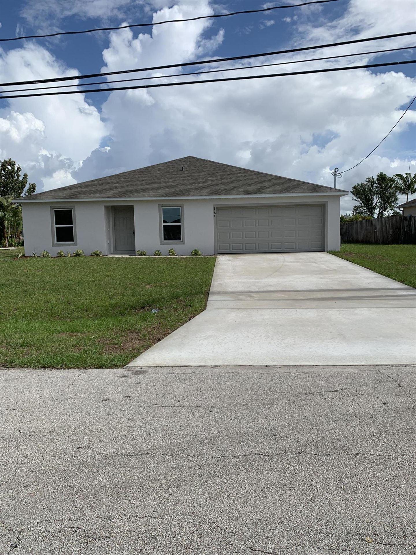 117 SW Whitmore Drive, Port Saint Lucie, FL 34984 - #: RX-10721207
