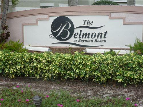 Photo of 607 Belmont Place, Boynton Beach, FL 33436 (MLS # RX-10674208)