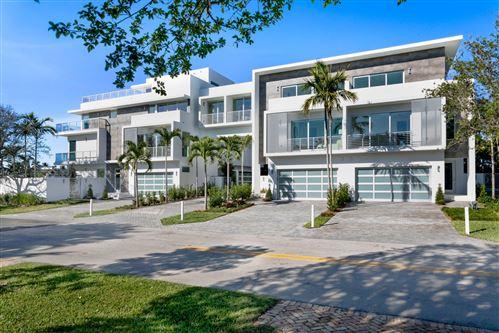 Photo of 917 Bucida Road #A, Delray Beach, FL 33483 (MLS # RX-10679208)